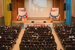نخستین رویداد ایده شو تخصصی بین المللی دردانشگاه صنعتی اصفهان برگزار شد+گزارش تصویری
