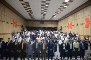 برگزاری مراسم هفته سراهای دانشجویی با حضور ریاست مجتمع
