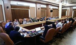 جلسه توجیهی نمایندگان تحصیلات تکمیلی دانشکده ها برگزار شد