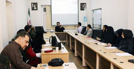 دوره آموزشی تخصصی «آزمایشگاه سبز» در دانشگاه تهران برگزار شد