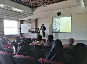 نشست علمی هفته میراث فرهنگی در دانشکده معماری و شهرسازی برگزار شد