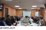 برگزاری جلسه تعامل دانشکده پیراپزشکی با گروه بیهوشی دانشگاه