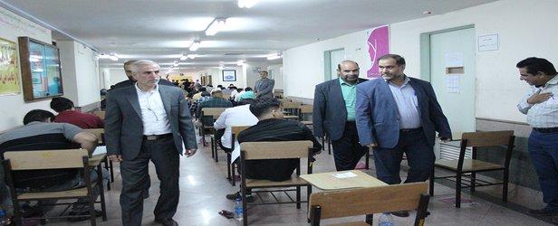 فضل الهی خبر داد: پذیرش ۸۰۰ دانشجو در ۴۲ رشته تحصیلات تکمیلی دانشگاه آزاداسلامی قم