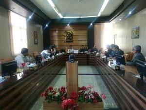 چهارمین جلسه هماهنگی کارگروه ارتقاء فرهنگ ترافیک در دانشگاه حکیم سبزواری برگزار شد