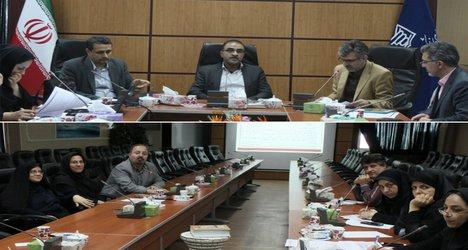 جلسه کمیته ترویج زایمان طبیعی دانشگاه علوم پزشکی مازندران برگزار شد - ۱۳۹۸/۰۳/۲۹