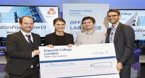 cde14263cc7c1 Student startup tackling UTIs with bacteria-killing light wins innovation  award