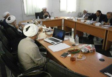 گزارش جلسه دفاع رساله جناب آقای هادی شفیعی ناطق