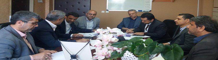 برگزاری جلسه کمیته صیانت از حقوق مردم در سلامت و امنیت غذایی استان  - ۱۳۹۸/۰۴/۰۴