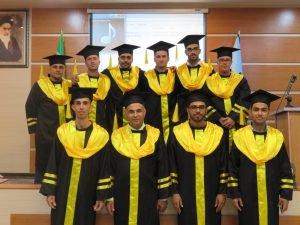 برگزاری جشن دانش آموختگی و تجلیل از نفرات برتر آموزشی و فرهنگی ( تیرماه ۹۸)