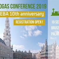 کنفرانس ۲۰۱۹ و دهمین سالروز انجمن بیوگاز اروپا