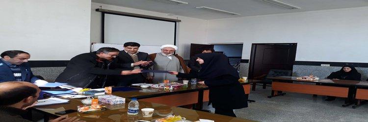 برگزاری جشن پیروزی در دانشگاه آزاد اسلامی واحد هیدج