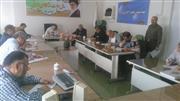 برگزاری دوره ی آموزشی کاربردEndnote  دررفرانس نویسی در مرکز تحقیقات ذخایرآبزیان آبهای داخلی –گرگان