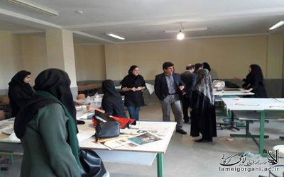 برگزاری مسابقه معماری با مشارکت آموزشکده مائده گرگان در موسسه