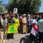 حضور جامعه دانشگاهی در راهپیمایی روز قدس