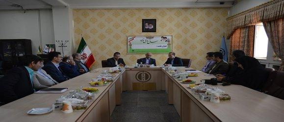 حضور معاون وزیر و رئیس سازمان امور دانشجویان کشور در مجتمع آموزش عالی اسفراین