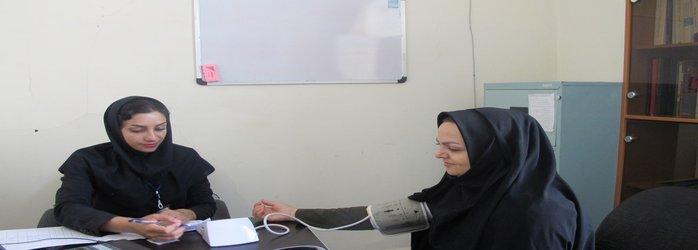 اجرای طرح ملی کنترل فشار خون در دانشگاه صنعتی همدان