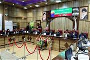 با حضور مهندس حجتی وزیر جهادکشاورزی نشست هماندیشی برنامه اقدام مشترک توسعه منابعطبیعی در ناحیه رویشی زاگرس در استان ایلام برگزار شد