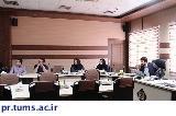 برگزاری ژورنال کلاب گروه اقتصاد و مدیریت دارو با عنوان 'واکاوی در هم تنیدگی دولت و بخش خصوصی در شکل گیری صنعت زیست داروها در ایران' در دانشکده داروسازی