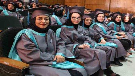 مراسم جشن دانش آموختگی دانشجویان سال ۱۳۹۸ دانشگاه هنر شیراز