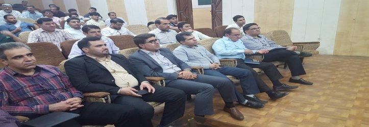 برگزاری کلاس آموزشی مدیریت بهداشت، ایمنی و محیط زیست (HSE) در دانشگاه آزاد اسلامی شوشتر