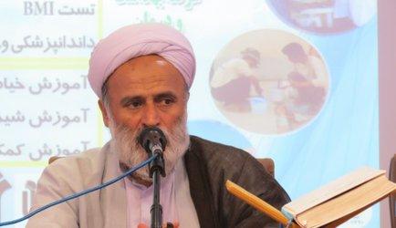 افتتاحیه اردوهای جهادی بسیج دانشجویی شهرستان تنکابن