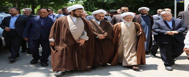 شورای روسای واحدهای دانشگاه آزاد اسلامی استان تهران به میزبانی واحد دماوند برگزار شد