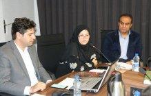 بازدید مدیر کل دفتر بهبود تغذیه جامعه وزارت بهداشت از حوزه بهداشتی دانشگاه