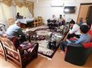 نشست هم اندیشی پیرامون چگونگی راه اندازی مرکز خدمات مشاوره ای خاک در حوزه دشت سیستان