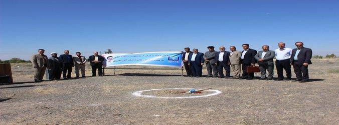 برگزاری آیین احداث مرکز آزمایشگاهی دانشگاه نیشابور
