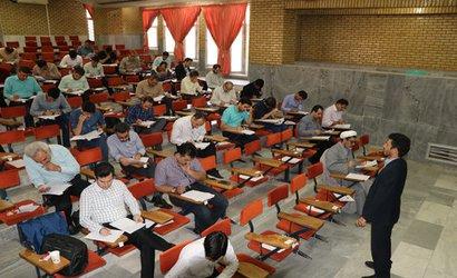 آزمون مرحله کشوری بخش کتبی بیست و چهارمین جشنواره قرآن و عترت در دانشگاه برگزار شد