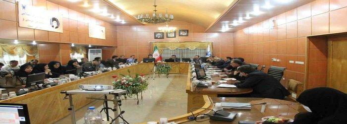 گزارش تصویری از برگزاری جلسه آنلاین ویدئویی وکارگاه مشاوره انتخاب رشته و هدایت تحصیلی با حضور مسئولین مشاوره واحدهای استان مازندران