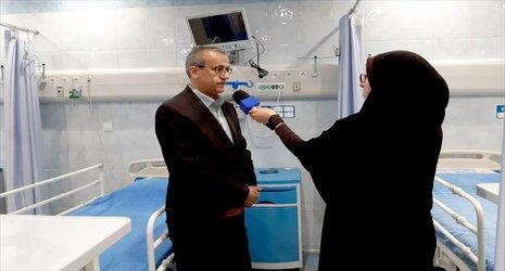 معاون علوم پزشکی دانشگاه آزاد تبریز مطرح کرد؛ ارائه خدمات پزشکی طبق تعرفه عمومی غیردولتی در بیمارستان امام سجاد(ع)