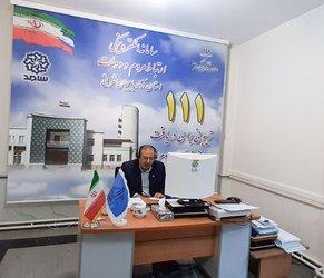 رئیس دانشگاه تبریز در سامد به درخواست های مردمی پاسخ داد