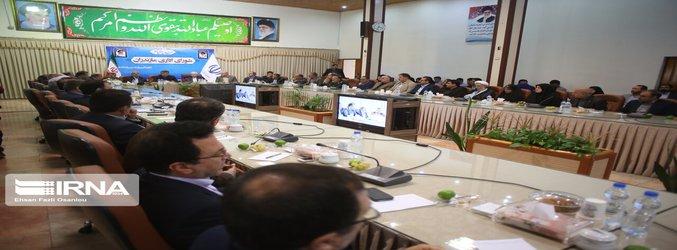 جلسه شورای اداری مازندران با حضور وزیر علوم، تحقیقات و فناوری