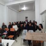برگزاری اولین کرسى آزاد اندیشى بسیج دانشجویى موسسه مهرآیین