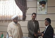 مراسم معارفه علیرضا دهواری به عنوان معاون دانشگاه آزاد اسلامی واحد سراوان برگزار شد.
