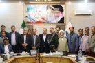 تجلیل از ۲۰ رزمنده دوران دفاع مقدس در دانشگاه آزاد اسلامی زاهدان