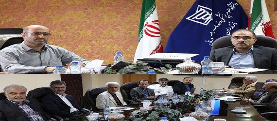 برگزاری جلسه شورای سلامت روان دانشگاه علوم پزشکی مازندران   - ۱۳۹۸/۰۷/۱۷