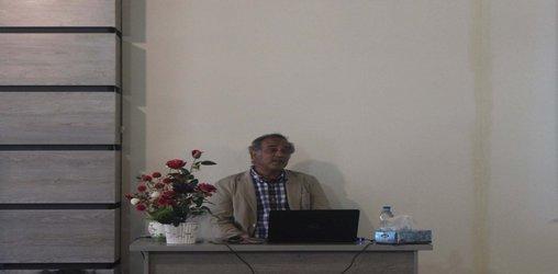 نشست علمی گروه مرمت با عنوان تجارب مرمت روستای اصفهک