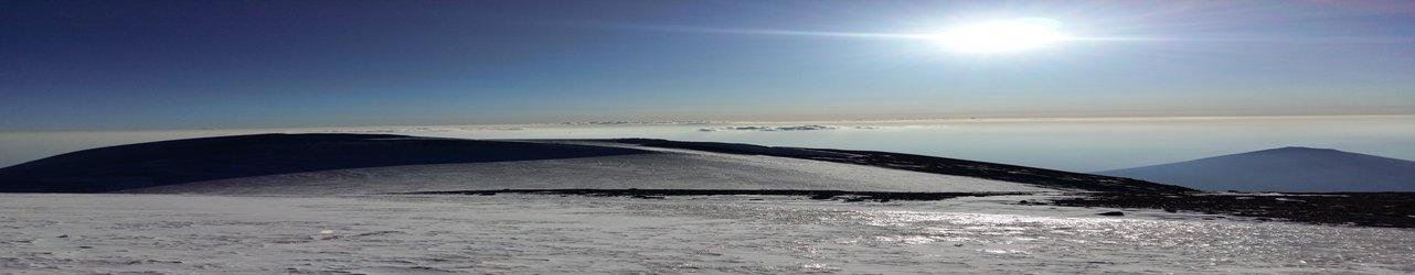 صعود کارمند دانشگاه گنبدکاووس به قله آرارات(آگری داغ) ترکیه