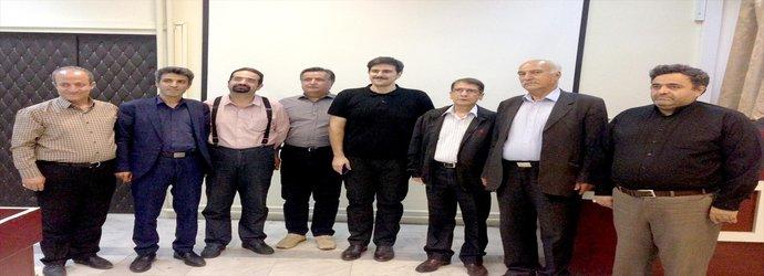 نخستین دانشجوی دکتری عمران دانشگاه آزاد اسلامی تبریز دانشآموخته شد