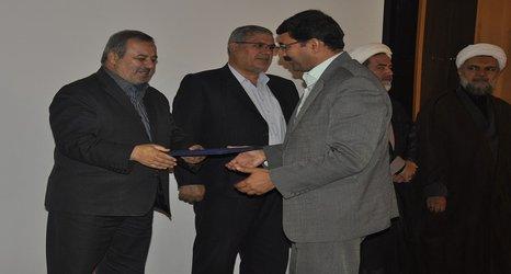 سرپرست دانشگاه آزاد اسلامی ناحیه شبستر معرفی شد