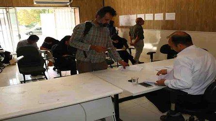 گزارش ثبتنام ورودیهای جدید دانشگاه هنر شیراز