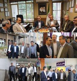 بازدید رئیس دانشگاه علوم پزشکی مازندران از مراکز بهداشتی درمانی غرب استان - ۱۳۹۸/۰۷/۲۰