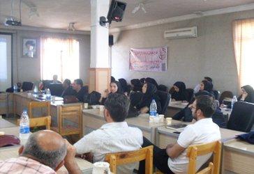 اجرای ۶ دوره آموزش ضمن خدمت برای کارشناسان کشاورزی در واحد آموزش مرکز تحقیقات و آموزش کشاورزی آذربایجان غربی