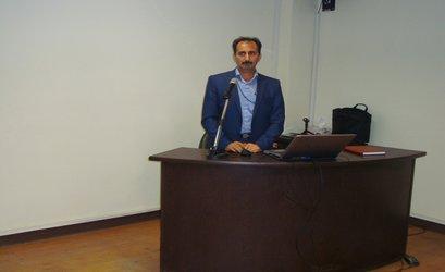 """گزارش برگزاری کارگاه آموزشی """"مگس میوه مدیترانهای"""" در موسسه"""