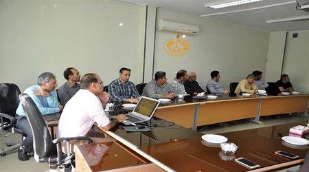 برگزاری کارگاه آموزشی تکنیک های تولید بذر ذرت در موسسه تحقیقات اصلاح و تهیه نهال و بذر