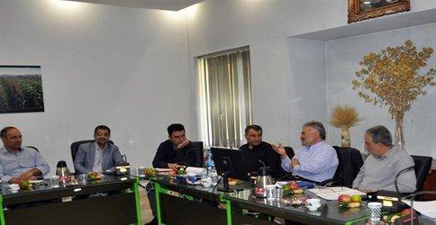 جلسه بازنگری فصل ششم آئین نامه اعضای محترم غیر هیئت علمی سازمان تحقیقات، آموزش و ترویج کشاورزی برگزار شد.