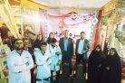 ارائه خدمات پزشکی به زائران اربعین پاکستانی