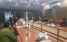 دبیران انجمنهای علمی دانشگاه تفرش با هیات رئیسه دانشگاه دیدار کردند
